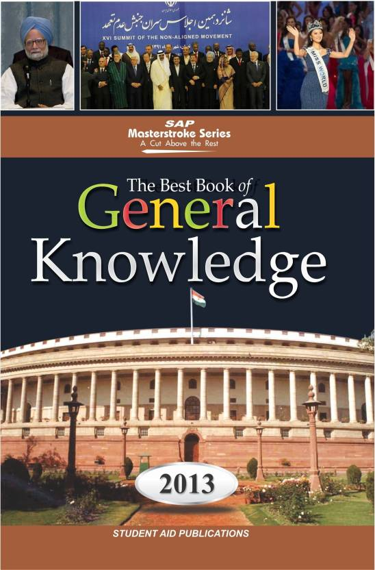 The Best Book of General Knowledge 2013