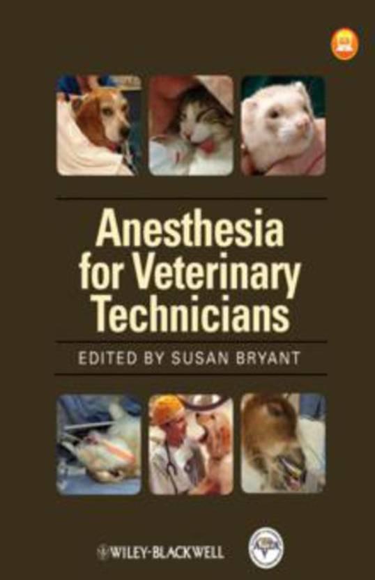 Avta's Anesthesia Manual For Veterinary Technicians (Pb 2010)