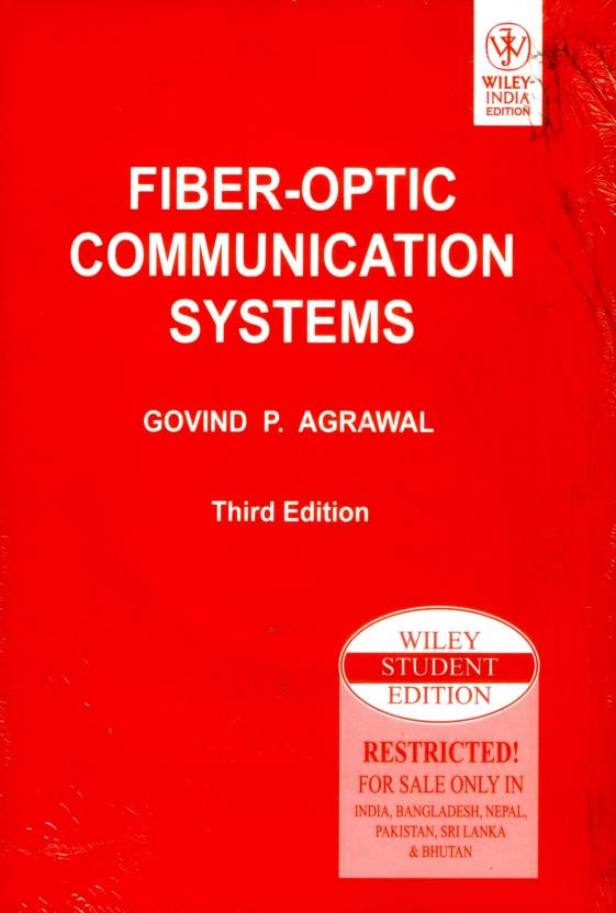 Fiber-Optic Communication Systems (With Cd) 3rd Edition: Buy
