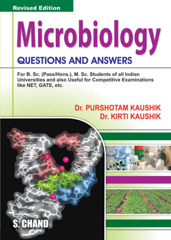 Microbiology Question & Answers : For Graduate and