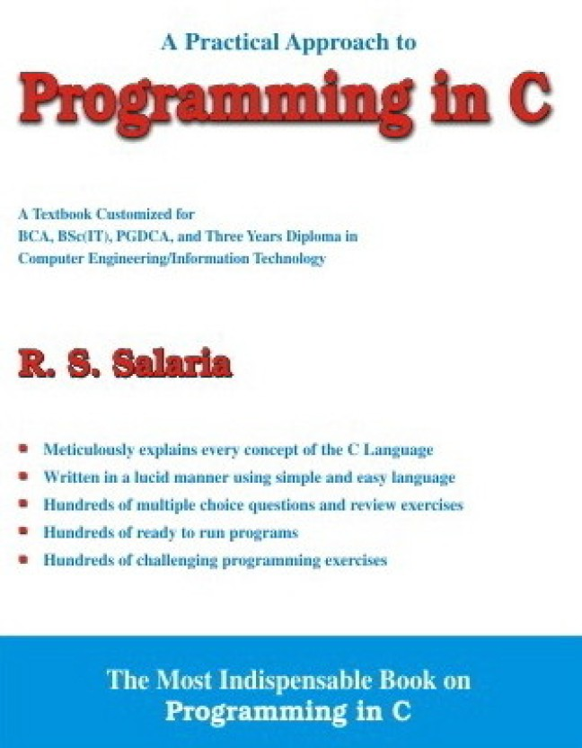 Practical C Programming Book