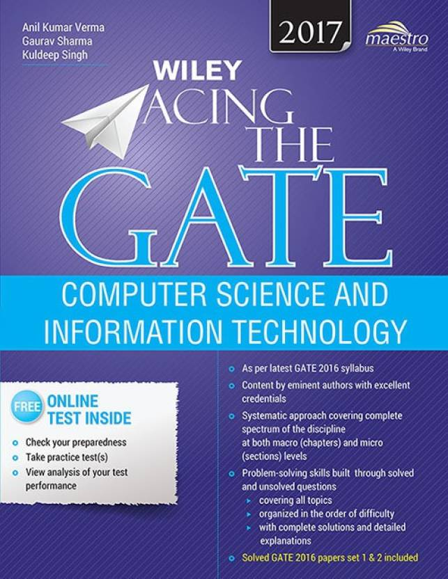 Acing the Gate: Computer Science and Information Technology 1 Edition