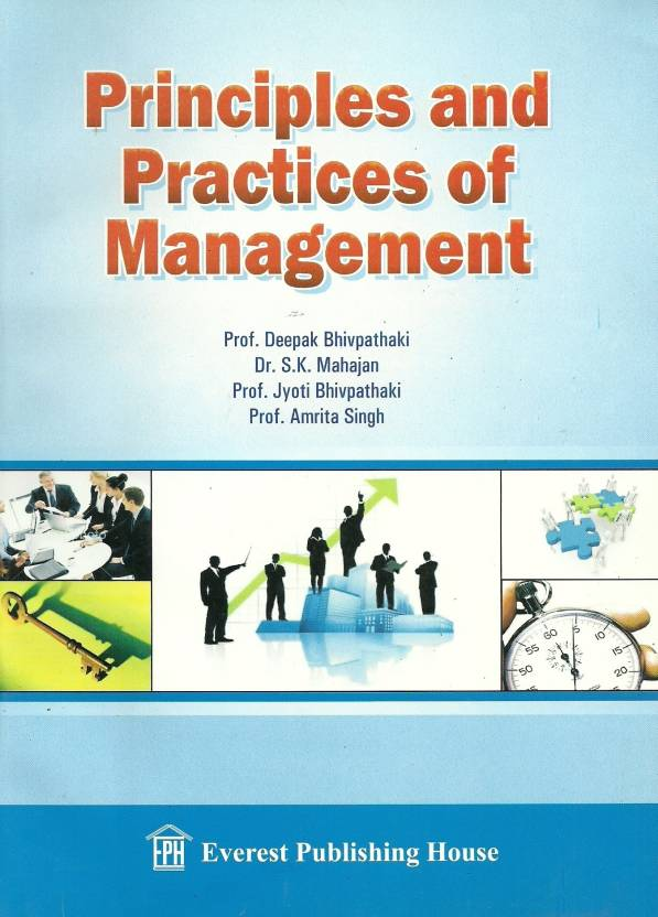 Principles and Practice of Management and Organisatiional Behaviour