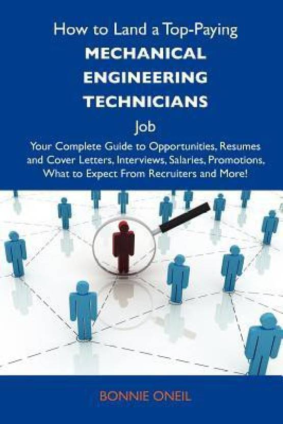 How to Land a Top-Paying Mechanical Engineering Technicians Job ...