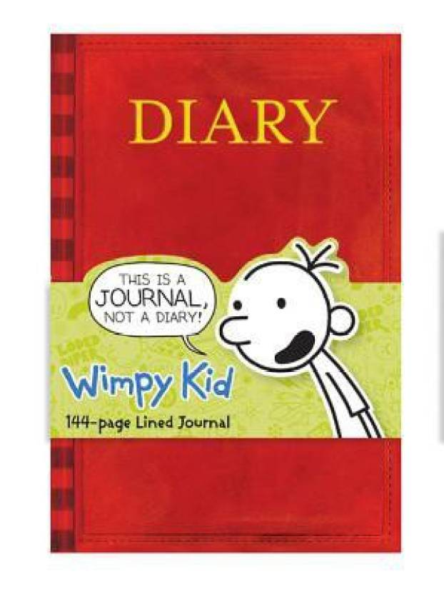 Diary of a wimpy kid book journal buy diary of a wimpy kid book diary of a wimpy kid book journal solutioingenieria Gallery
