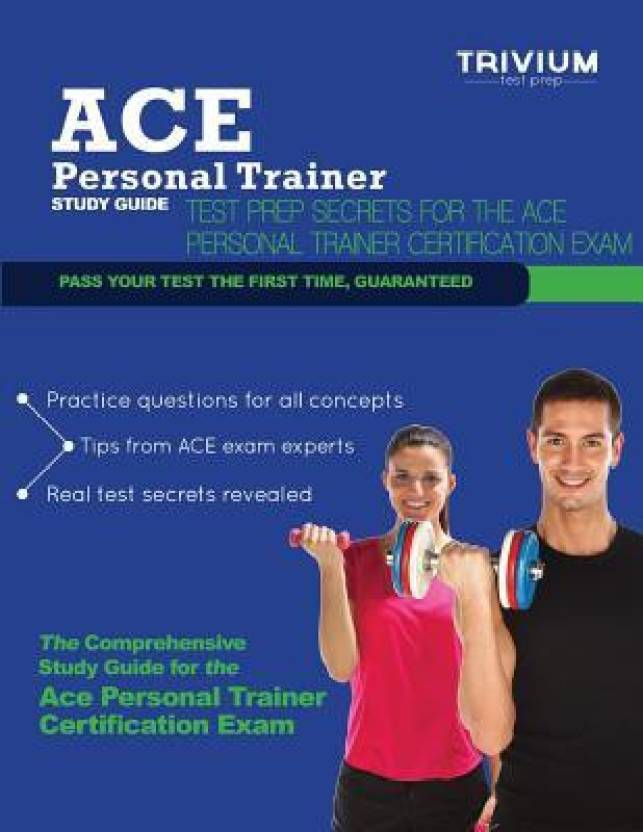 Ace Personal Trainer Study Guide Test Prep Secrets For The Ace