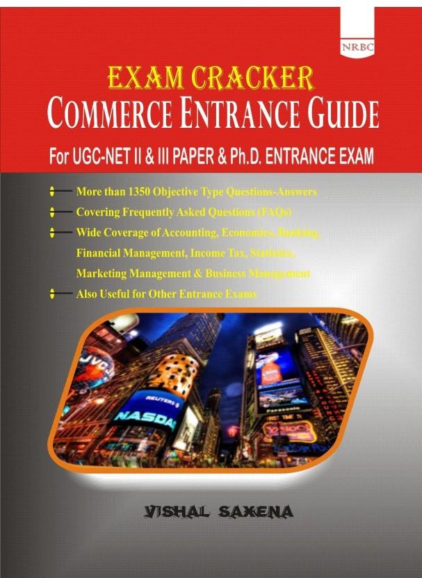 exam cracker commerce entrance guide for ugc net ii iii paper ph rh flipkart com Scan Cpt CPT MRI Lumbar Sacral Spine