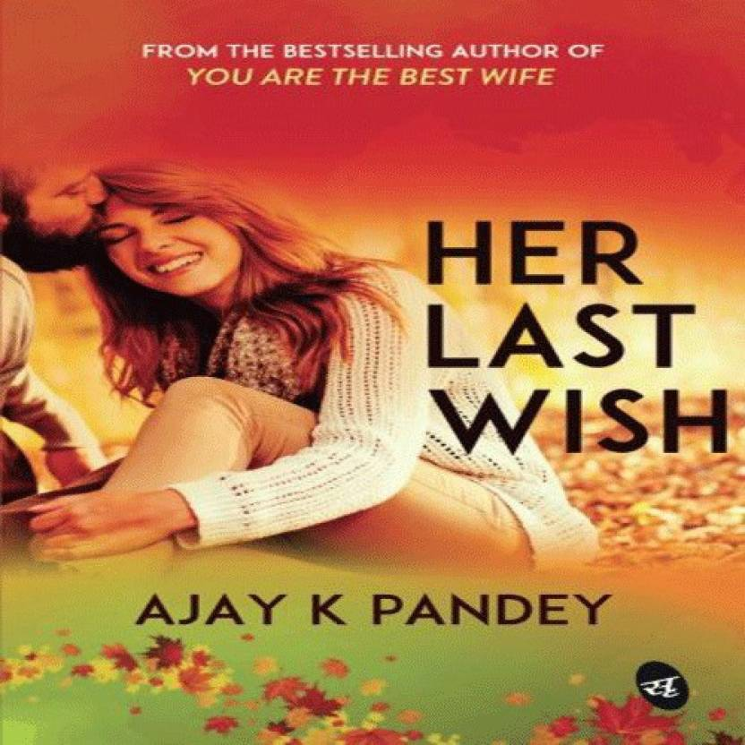 Her Last Wish price comparison at Flipkart, Amazon, Crossword, Uread, Bookadda, Landmark, Homeshop18