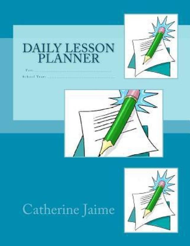 daily lesson planner buy daily lesson planner by catherine mcgrew