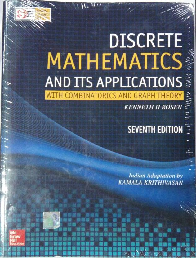 Discrete Mathematics and Its Applications with Combinatorics and Graph Theory 7th  Edition