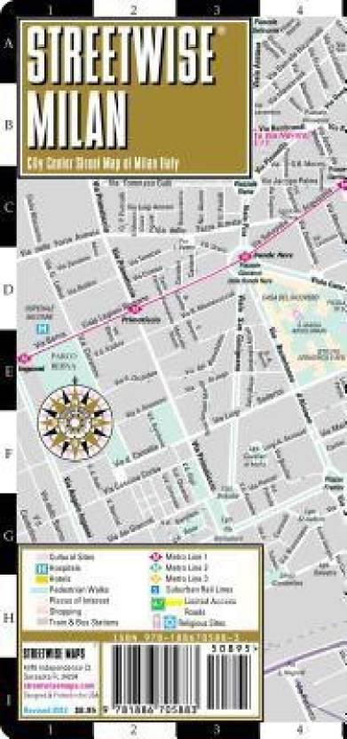 Streetwise Milan Map - Laminated City Street Map of Milan ... on city of beijing china map, city of basel switzerland map, city of doha qatar map, city of bangkok thailand map, city of cali colombia map, city of monterrey mexico map, city of buenos aires argentina map, city of caracas venezuela map, city of belgrade serbia map, city of manila philippines map, city of havana cuba map, city of marseille france map, city of geneva switzerland map, city of valencia spain map, city of calgary canada map, city of madrid spain map, city of reykjavik iceland map, city of germany map, city of tegucigalpa honduras map, city of zurich switzerland map,