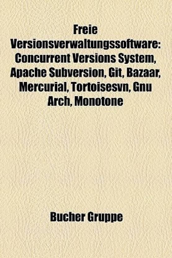 Freie Versionsverwaltungssoftware: Concurrent Versions