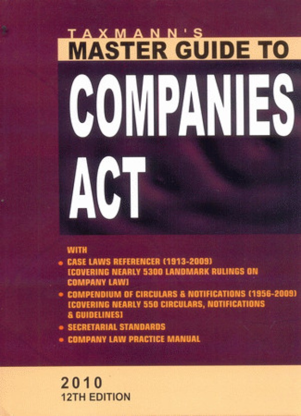 master guide to companies act 12th edition buy master guide to rh flipkart com Malaysia Companies Act Malaysia Companies Act