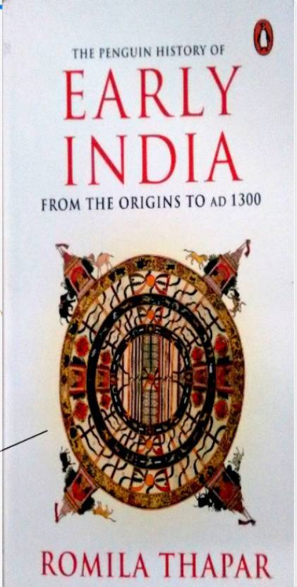 Penguin History of Early India : From the Origins to AD 1300