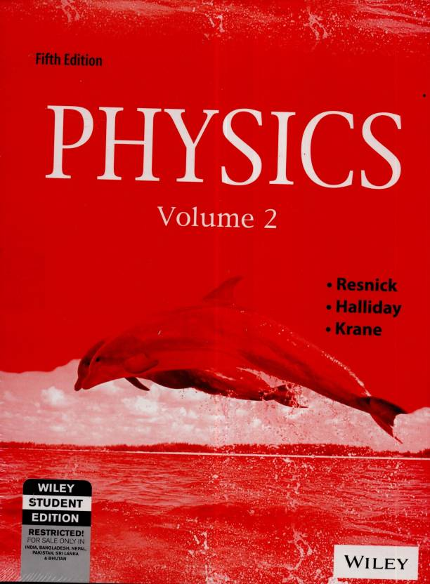 Physics (Volume - 2) 5 Edition