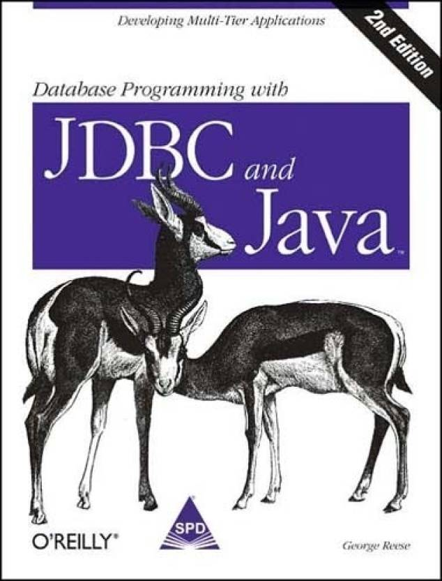 Database Programming with JDBC and Java 2 Edition