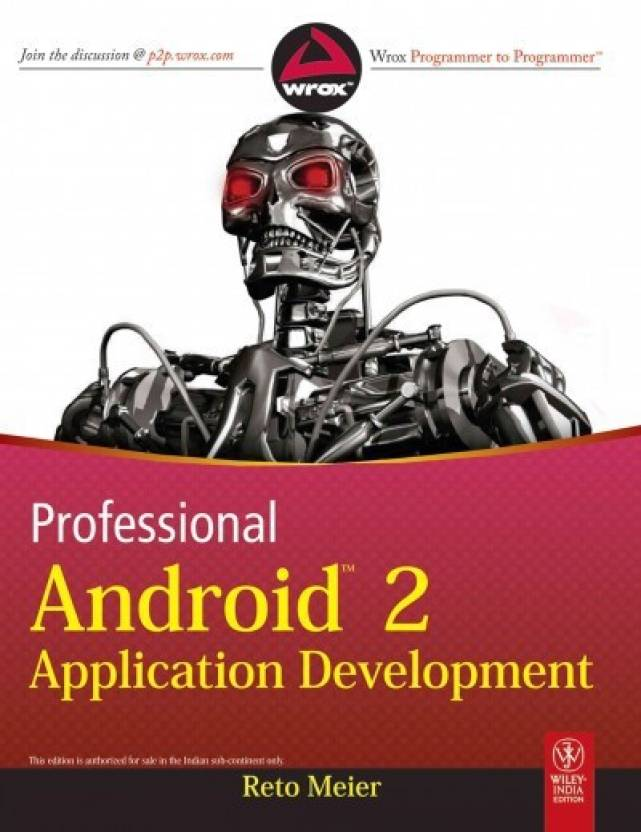 Professional Android 2 Application Development 1st Edition