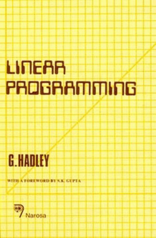 Linear Programming 534pp/PB 1 Edition