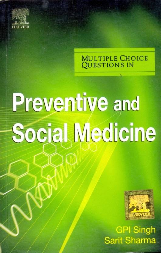 Multiple Choice Questions in Preventive and Social Medicine 1st  Edition