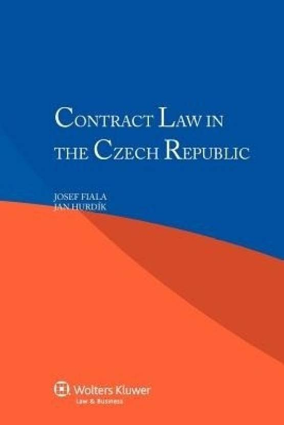 Contract Law In The Czech Republic Buy Contract Law In The Czech - Online contract law