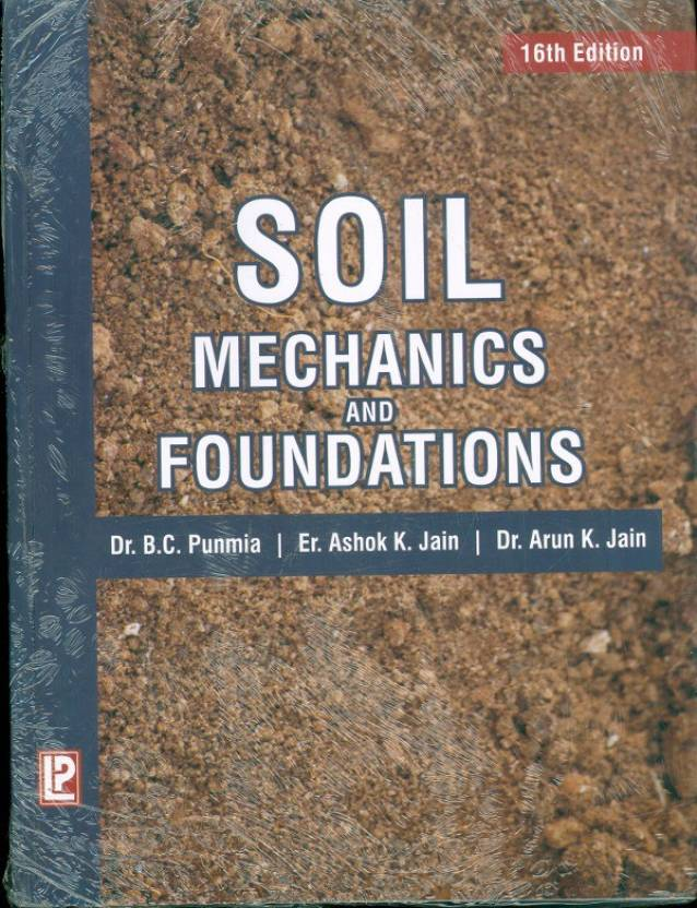 Soil mechanics and foundations sixteenth edition buy soil soil mechanics and foundations sixteenth edition fandeluxe Images