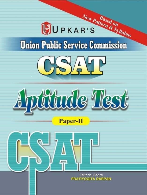 CSAT-Civil Services Preliminary Exam  Aptitude Test (Paper-II): Buy