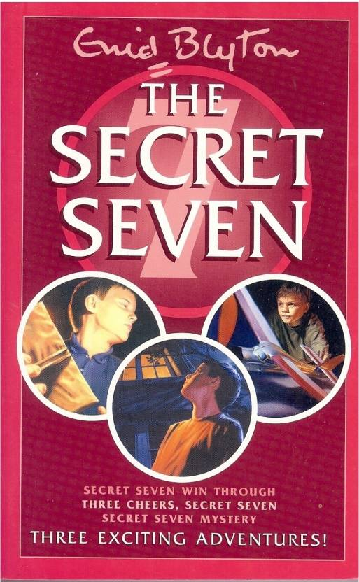 Secret Seven: 7: Secret Seven Win Through : Three Exciting Adventures