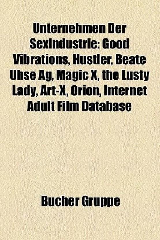 Adult film data base