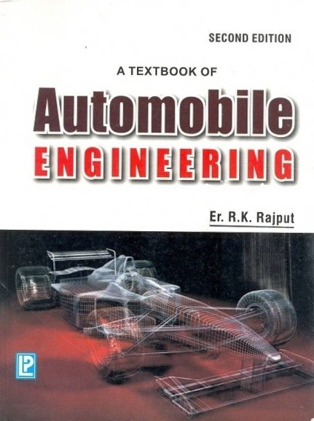 A Textbook of Automobile Engineering 2nd  Edition