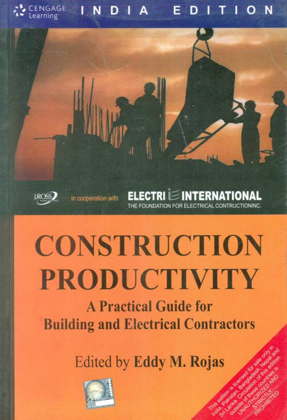 Construction Productivity: A Practical Guide for Building and