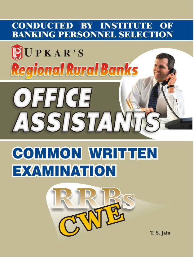 Regional Rural Banks Office Assistants Common Written Exam Buy