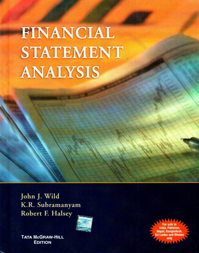 Financial Statement Analysis Th Edition  Buy Financial Statement