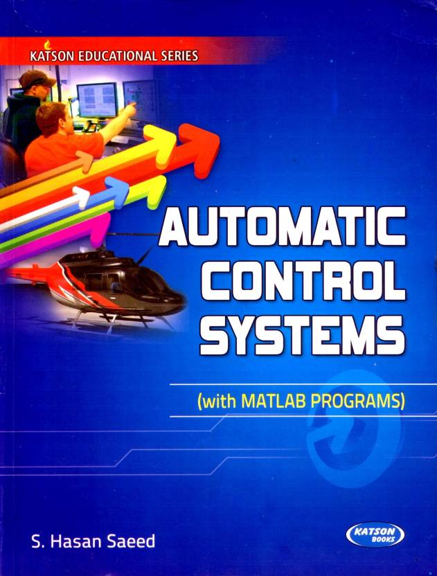 Automatic Control Systems (With Matlab Programs) 6th Edition