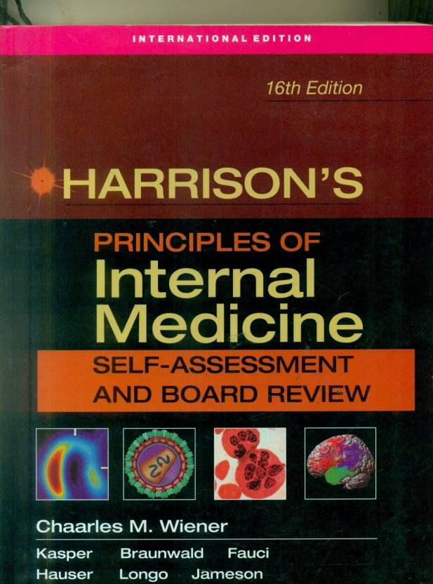 Harrison S Principles Of Internal Medicine Self Assessment And