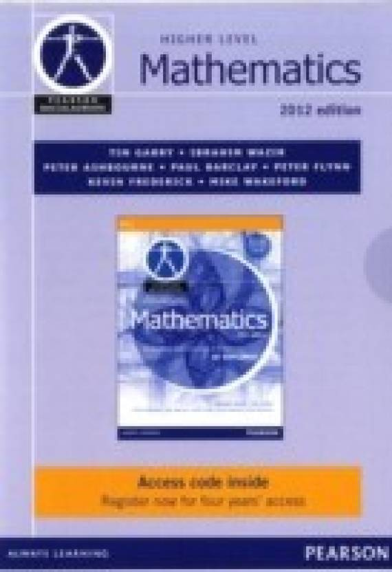 Pearson baccalaureate higher level mathematics revised 2012 ebook pearson baccalaureate higher level mathematics revised 2012 ebook only edition for the ib diploma fandeluxe Images