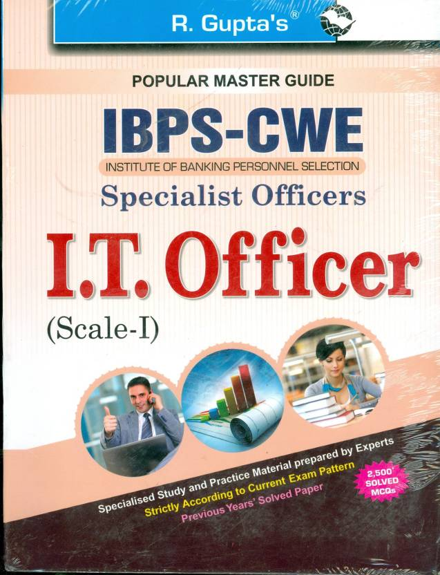 IBPS-CWE IT Officer 1 Edition