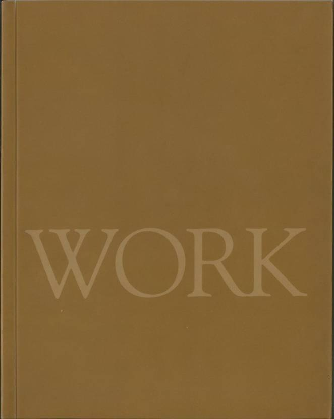 Work - Myth And Memory - Catalogue