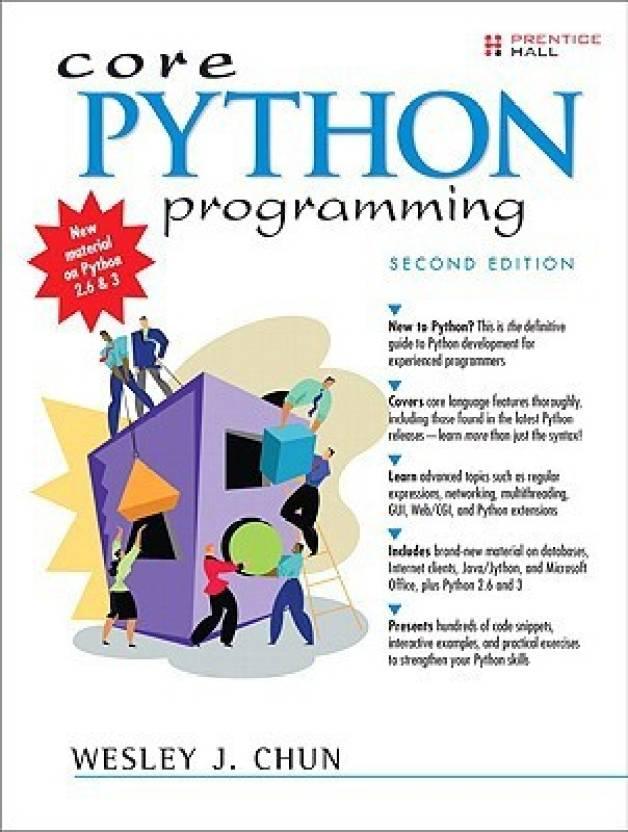 Core Python Programming 2nd Edition: Buy Core Python