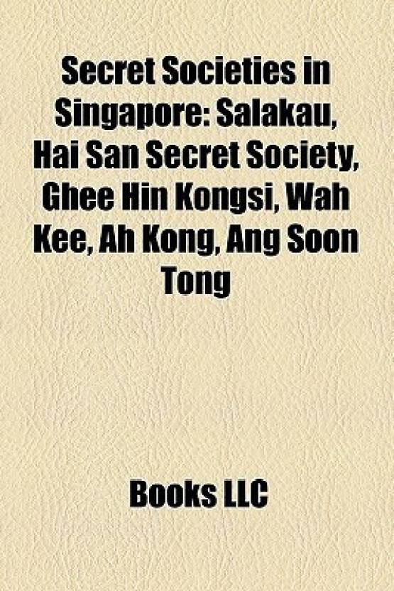 Secret Societies in Singapore: Salakau, Hai San Secret Society, Ghee