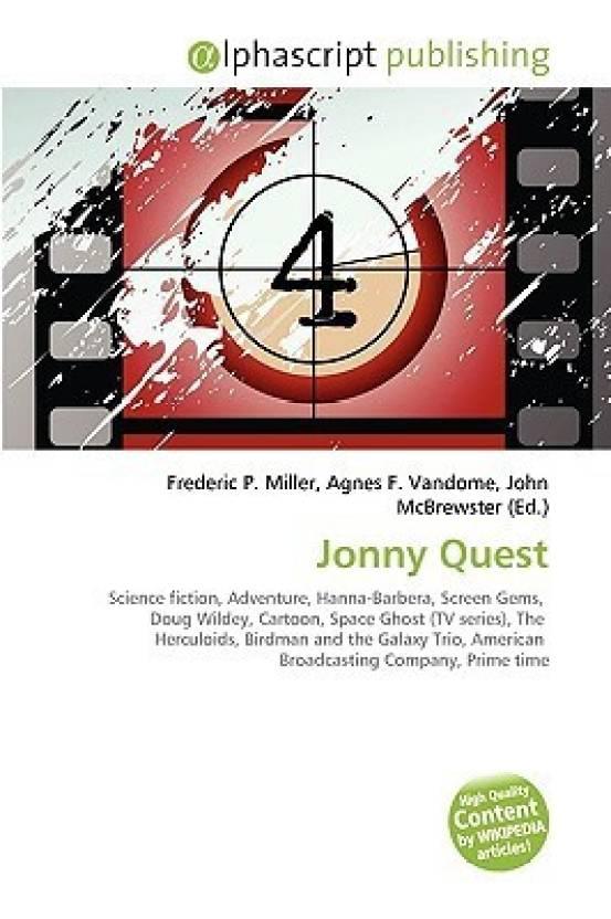 Jonny Quest: Science fiction, Adventure, Hanna-Barbera