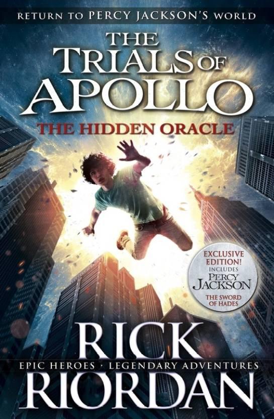 Hidden Oracle (The Trials of Apollo Book