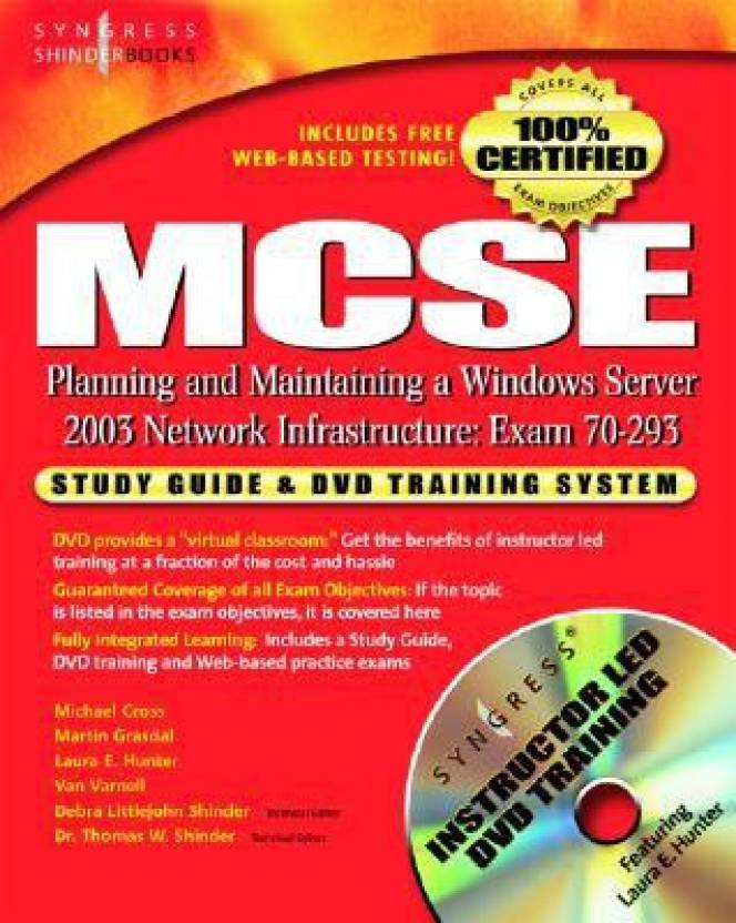 Mcse Planning And Maintaining A Microsoft Windows Server 2003