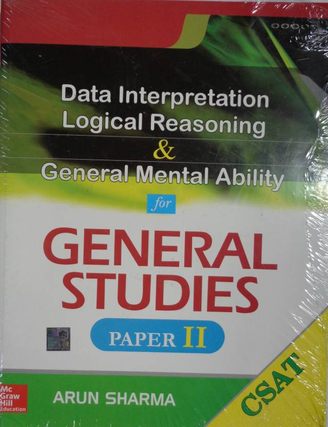 logical reasoning analytical ability and data interpretation pdf