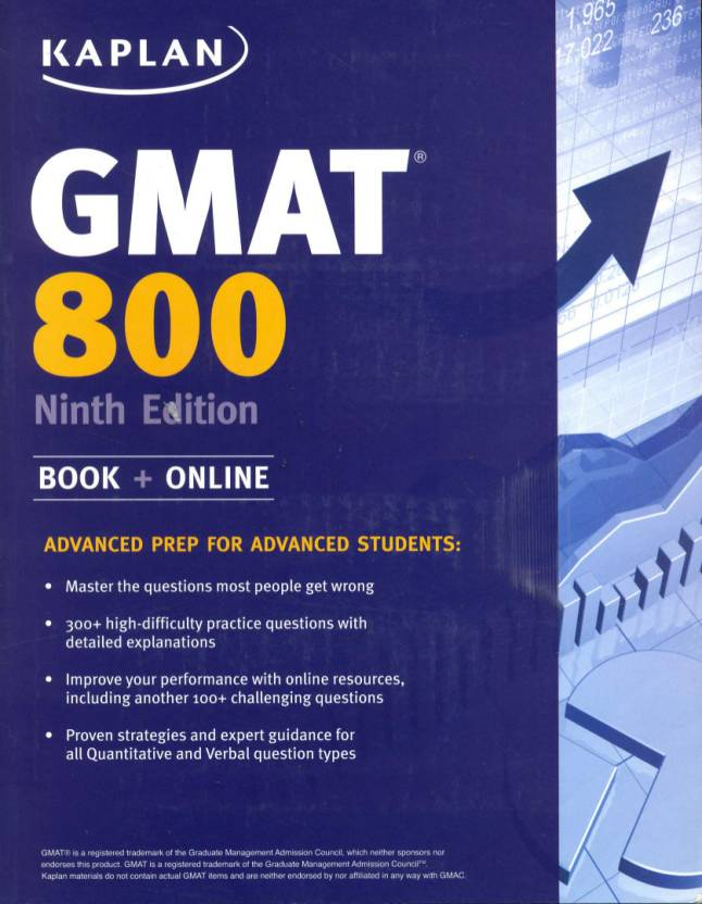 GMAT 800 9th  Edition