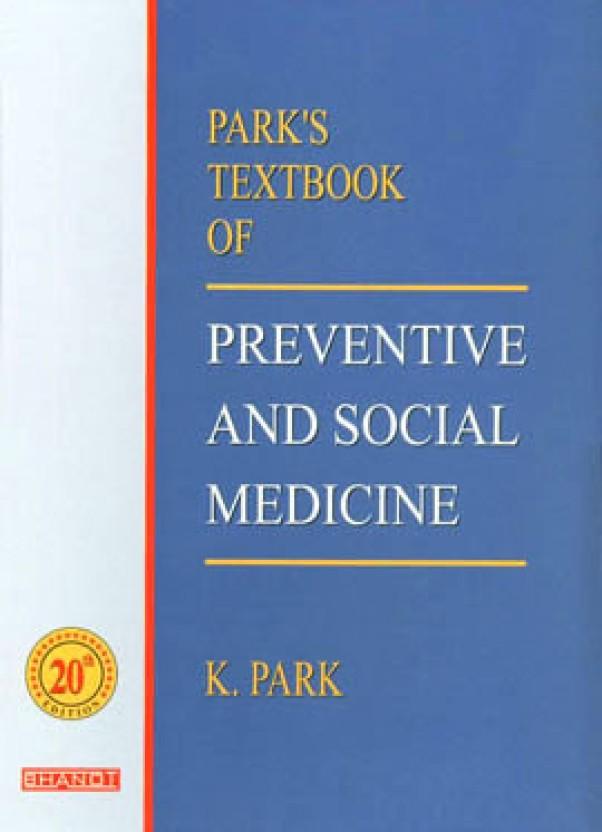Park Preventive And Social Medicine Book