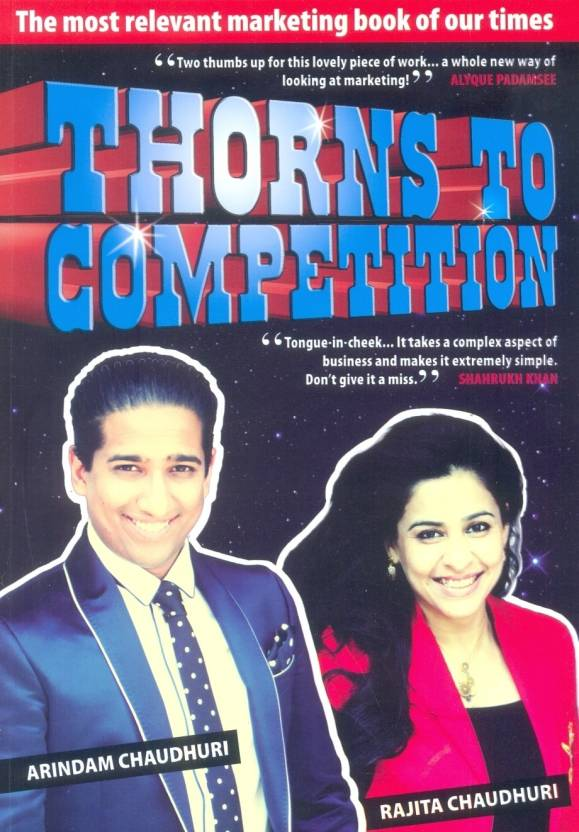 Thorns to Competition PB 1st  Edition