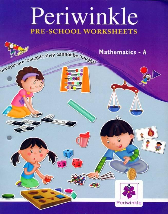 Periwinkle Pre - School Worksheets Mathematics - A - Buy Periwinkle ...