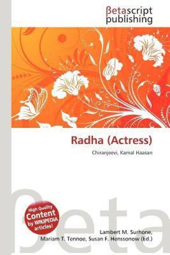 Radha (Actress)