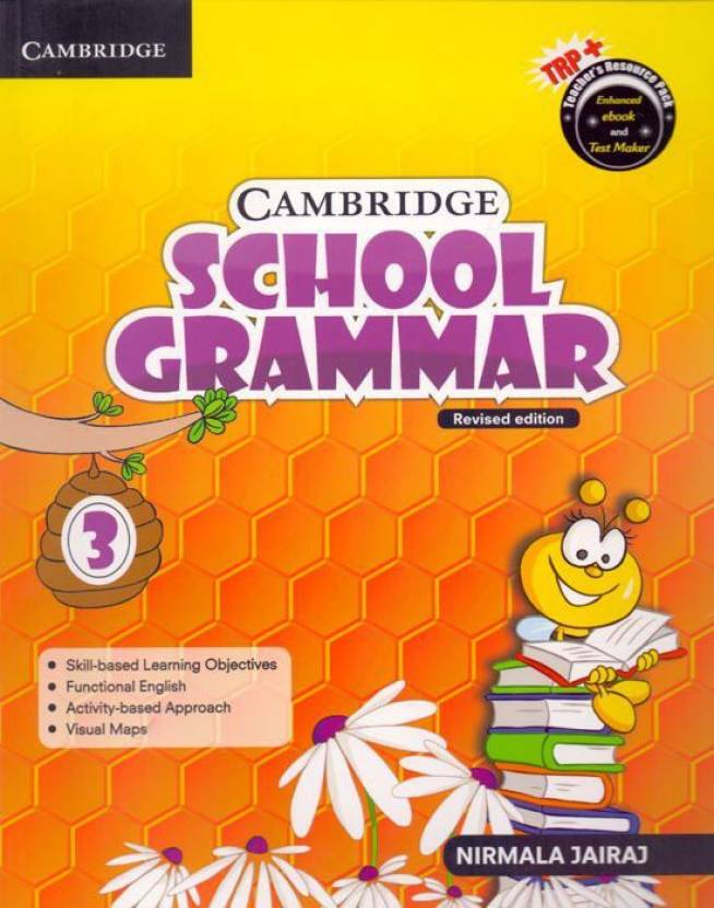 Cambridge School Grammar Class - 3 - Buy Cambridge School Grammar