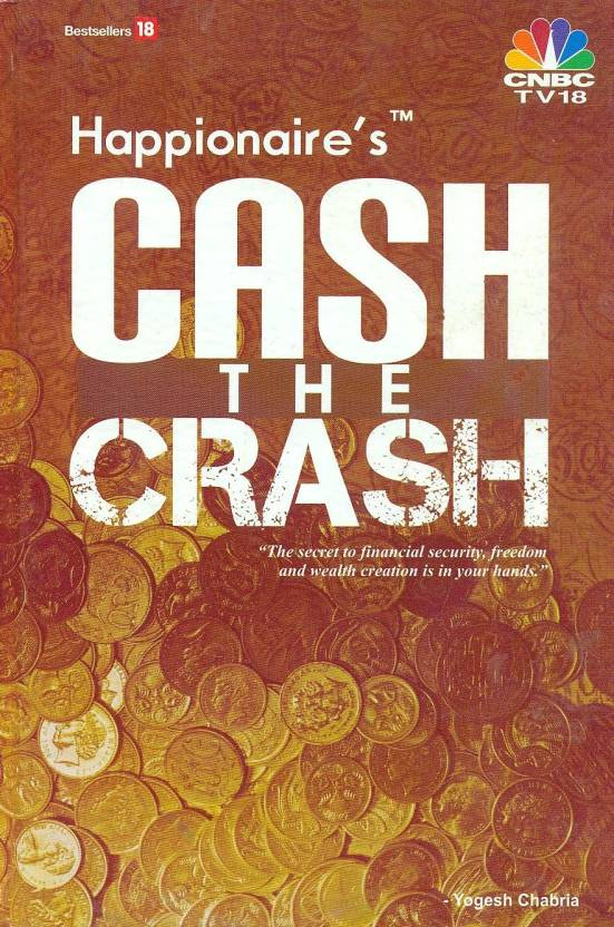 Happionaire's Cash The Crash 1st Edition
